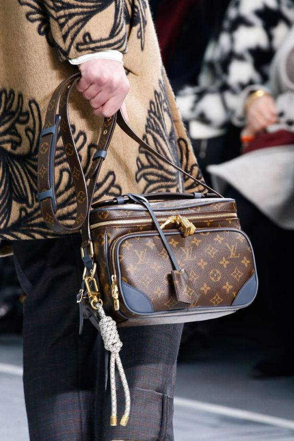 Louis Vuitton menswear aw15 tribute to christopher Nemeth