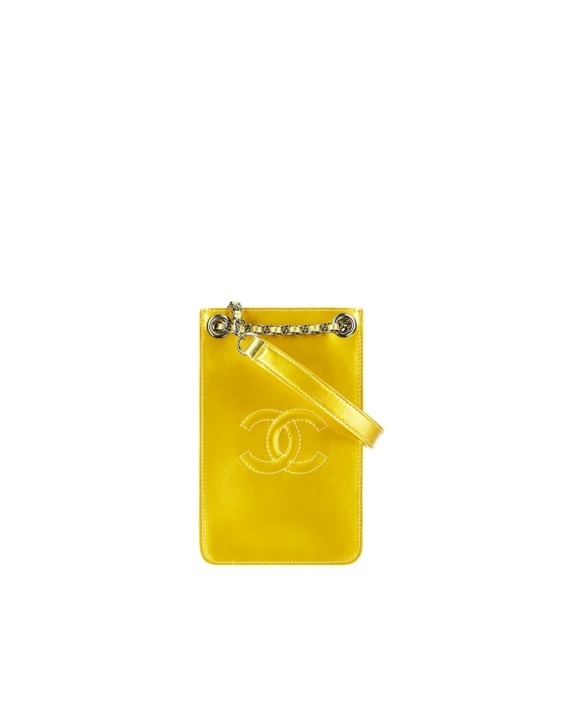 3 Chanel-travel-wallet-yellow