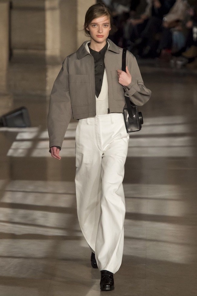 Lemaire cropped jacket