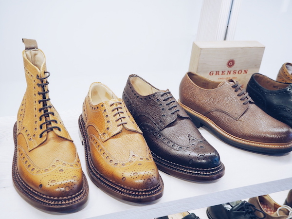 Natural Shoe Store Grenson