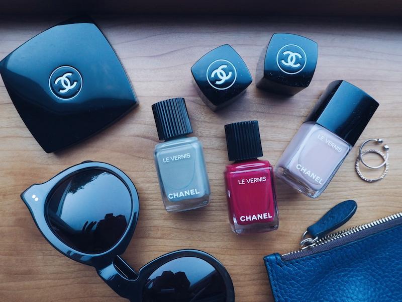 Chanel Le Vernis new formula