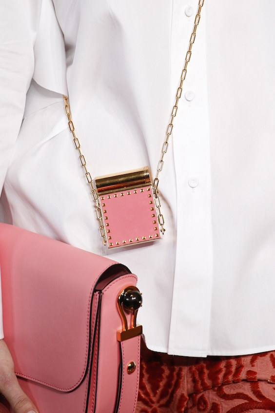 Valentino ss17 lipstick holder