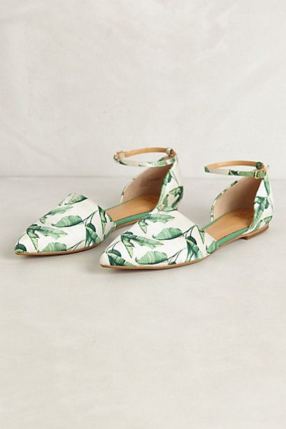 8 Anthropologie-leaf-print-shoes