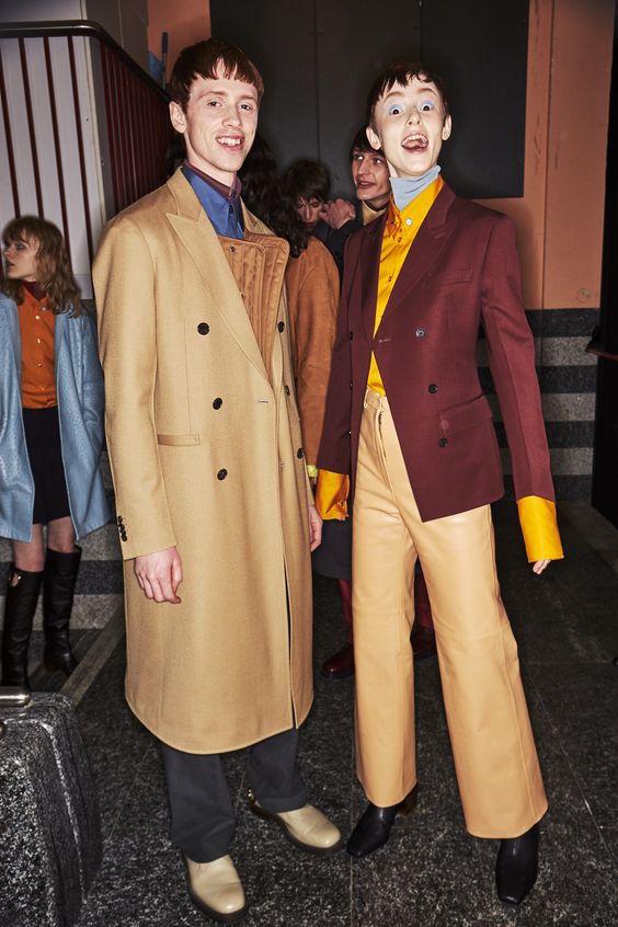 Salvatore Ferragamo AW18 Fashion Show by Sonny Vandevelde