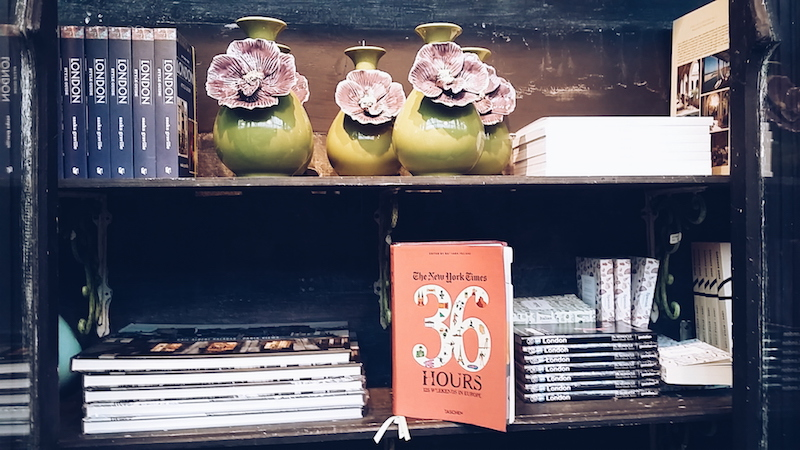 Anthropologie books
