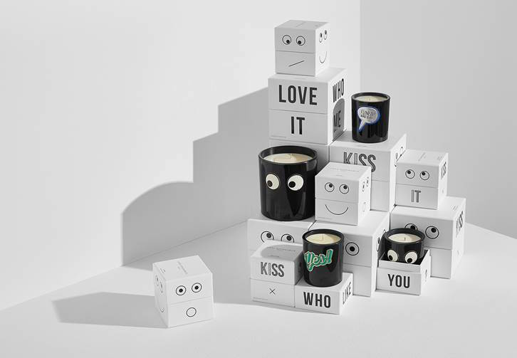 Anya Hindmarch scented candles