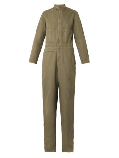 Aries-boiler-suit-Matches-khaki  2