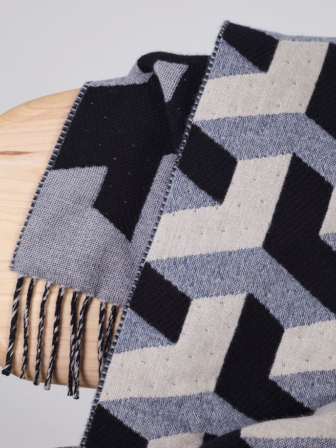 Begg & Co trio lux blanket