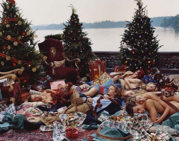 Bruce Weber Christmas