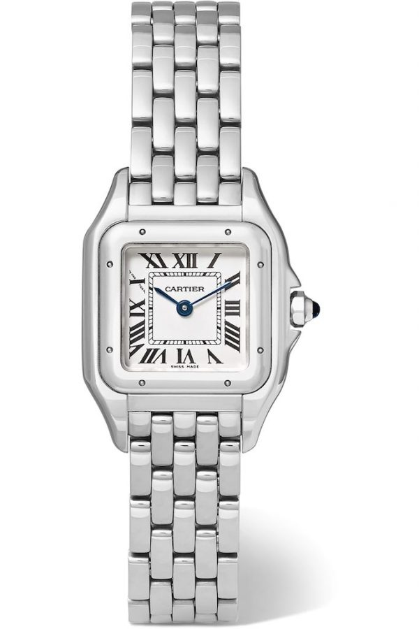 Netaporter Cartier Panthere watch