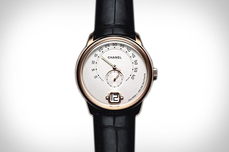 Chanel de Monsieur watch Baselworld 2016