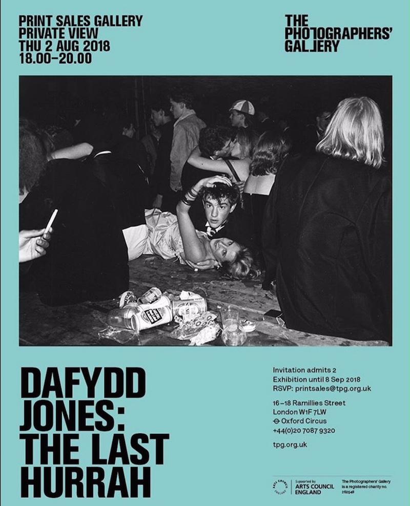 Dafydd Jones The Last Hurrah