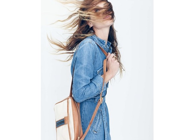 Daryl K has designed a denim range for for Madewell