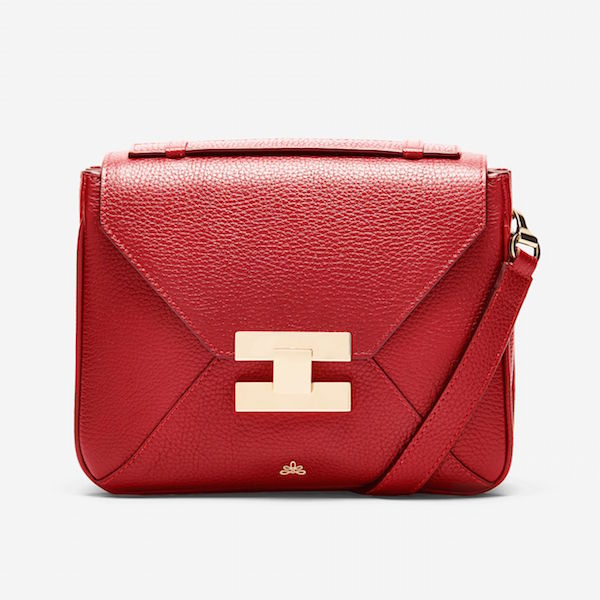 DeMellier mini Berlin in red