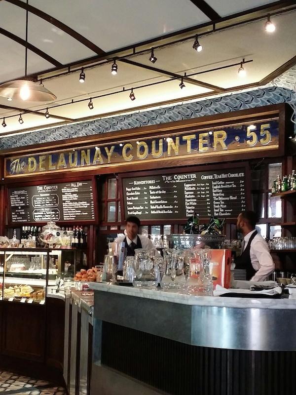 Delaunay-alywych