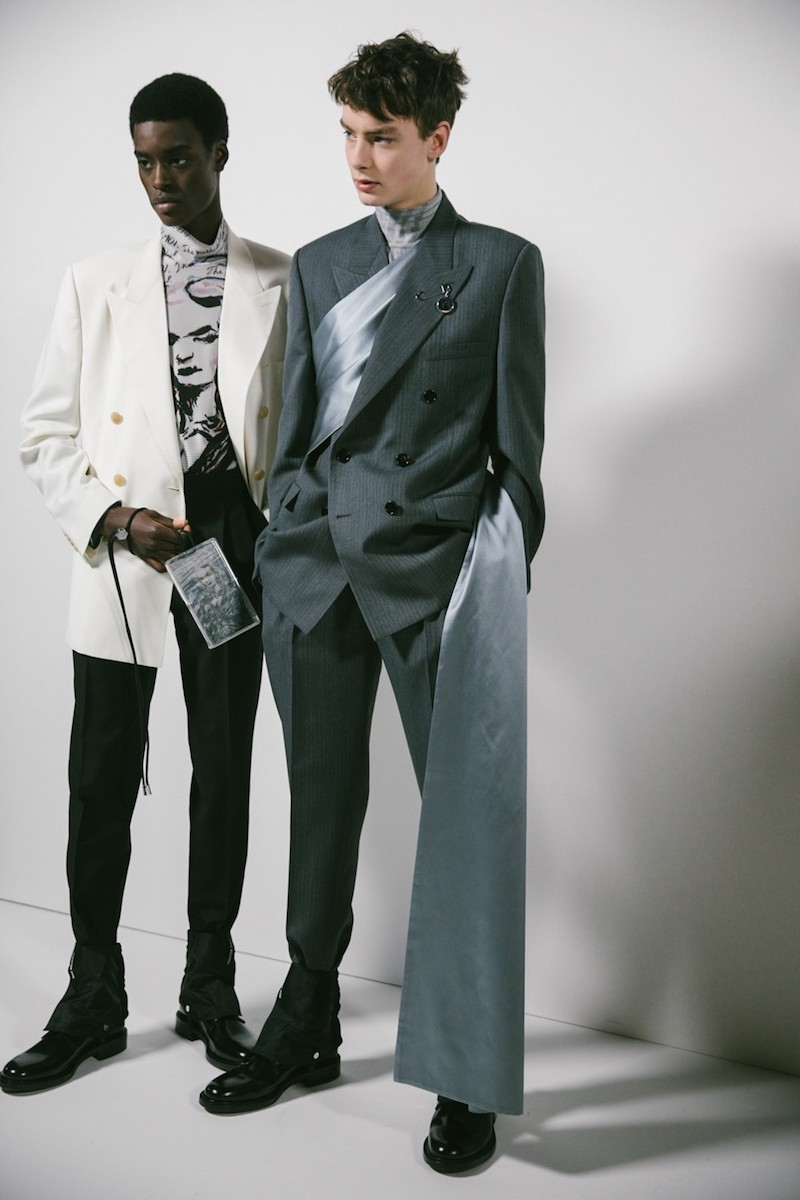 Dior Man AW19 by Christina Fragkou for Dazed