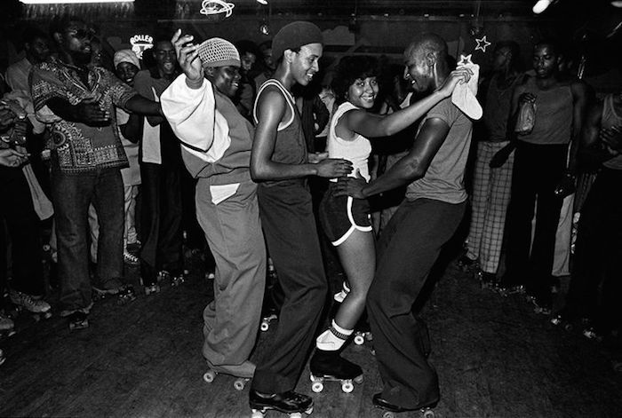 Disco Bill Bernstein photo of Empire Roller Disco