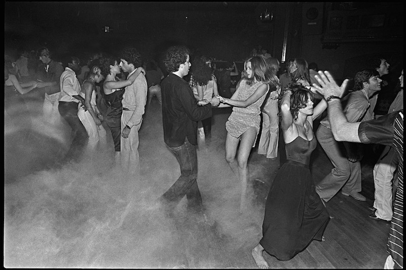 Disco Bill Bernstein - New York Nightclub Xenon