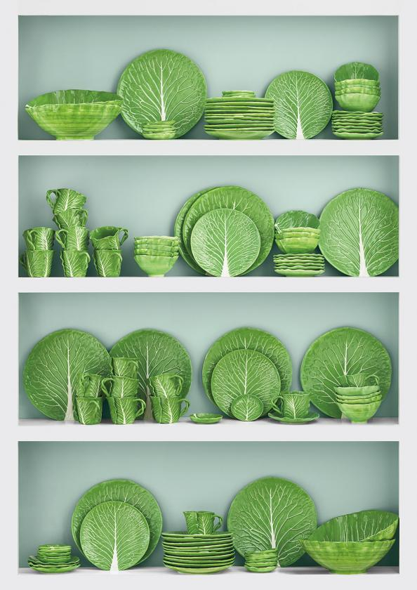 Dodie Thayer Tory Burch lettuce ware 2