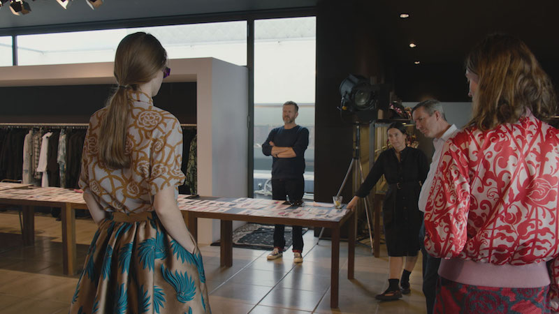 Dries van Noten documentary