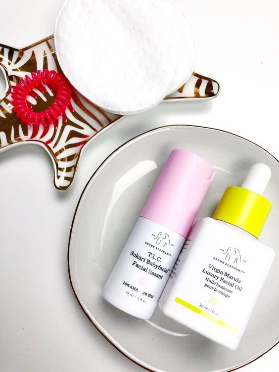 Drunk Elephant Virgin Marula Luxury Facial Oil