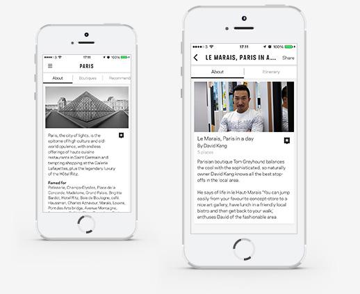 Farfetch-discover-app