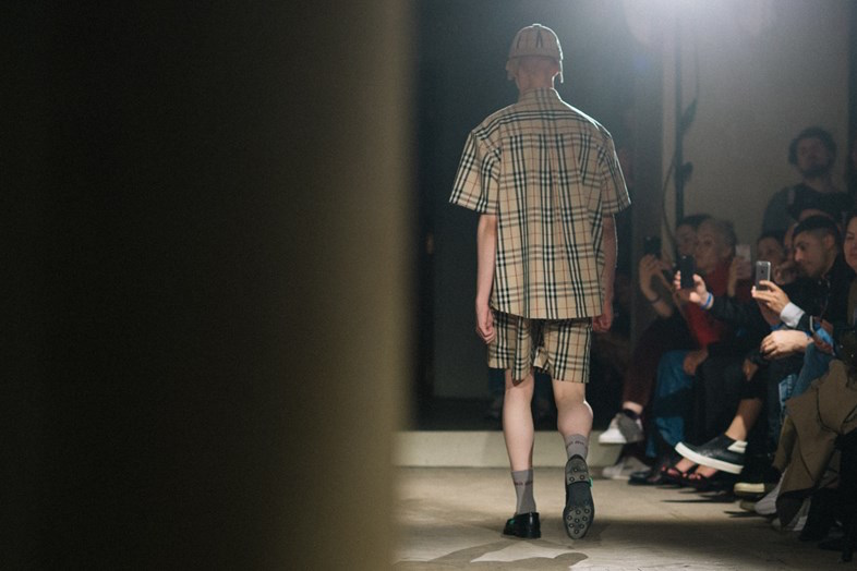 Gosha Rubchinskiy Burberry collaboration By Dazed