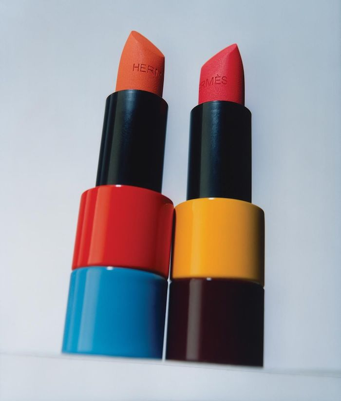 Hermes make-up launches with lipstick