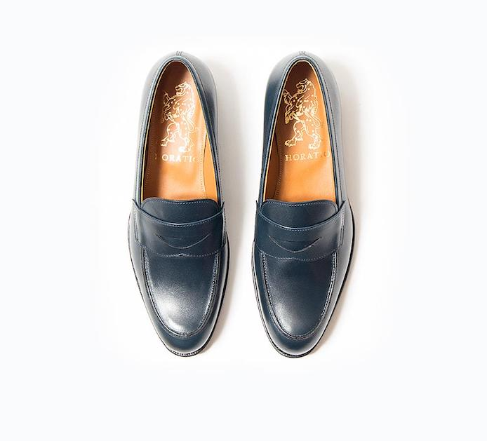 Horatio London Barnard loafer