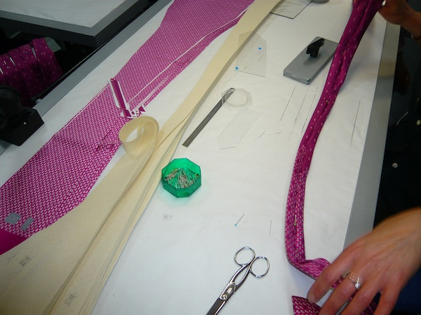 How-Hermes-ties-Are-Made 10