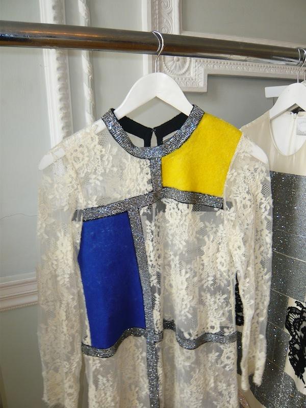 Huishan-Zhang-Aw13 Dress