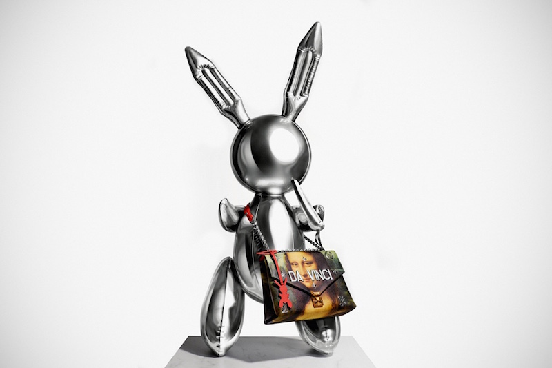 Jeff Koons Louis Vuitton collaboration