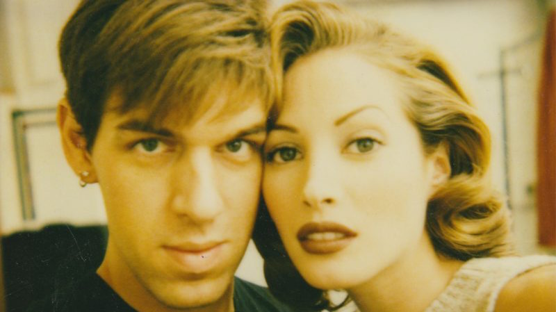 Kevyn Aucoin Christy Turlington Burns
