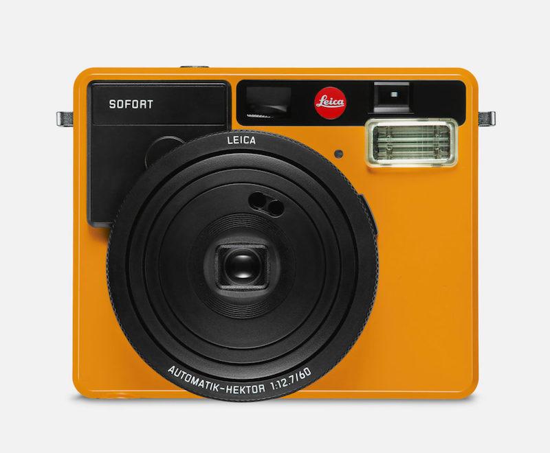Leica Sofort instant camera Fujifilm