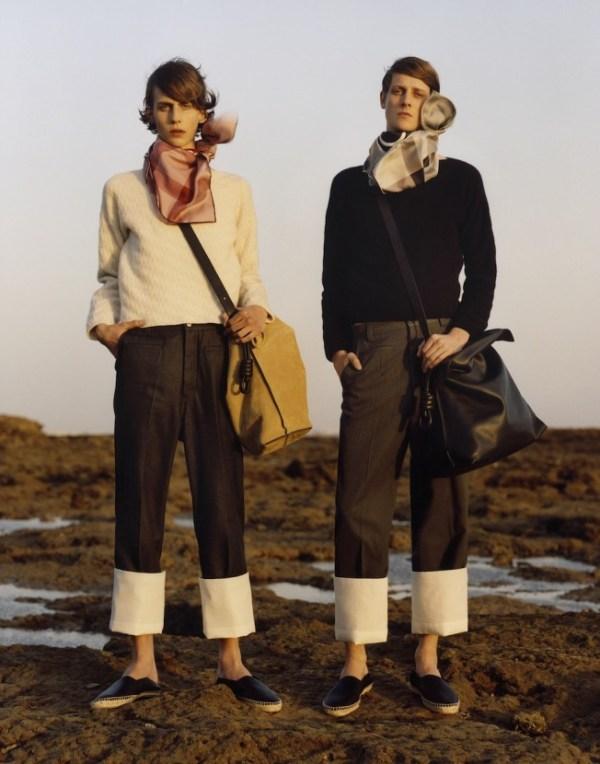 Loewe-menswear-ss15-disneyrollergirl