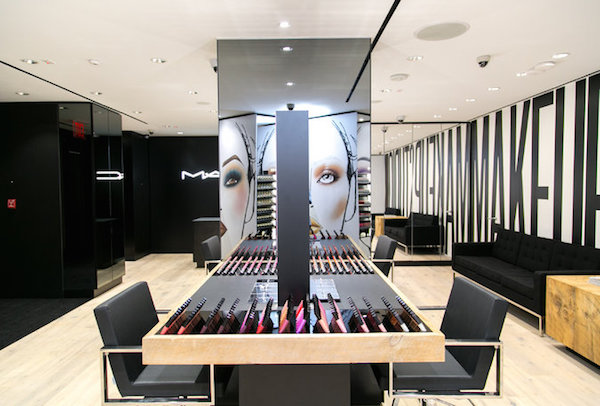MAC to open a 950 square foot makeup studio in Manhattan