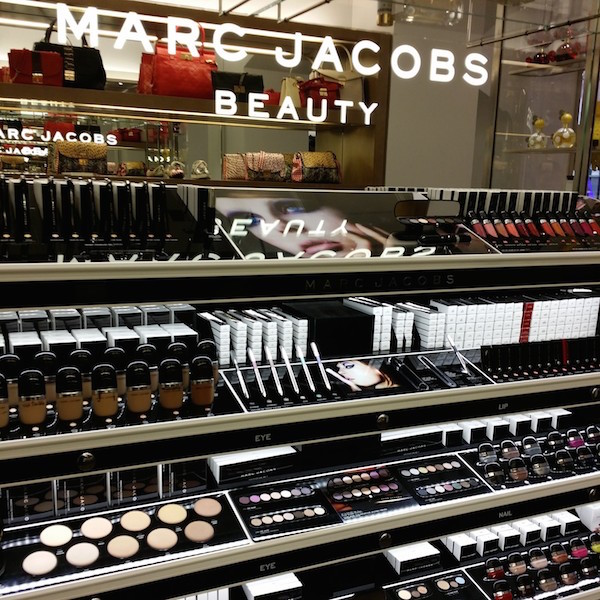 Marc Jacobs Beauty Harrods