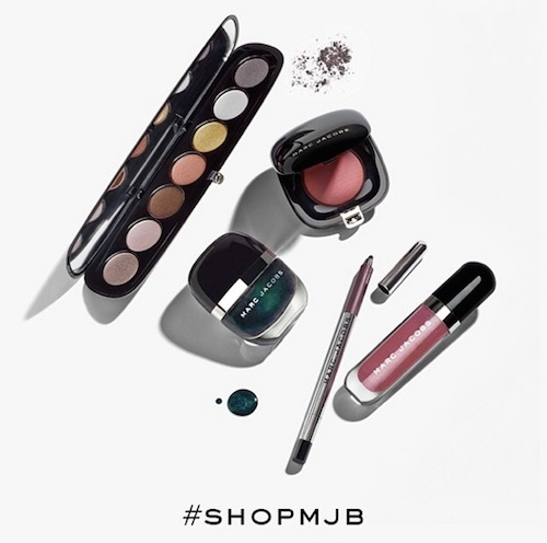 Marc Jacobs Beauty shoppable Instagram