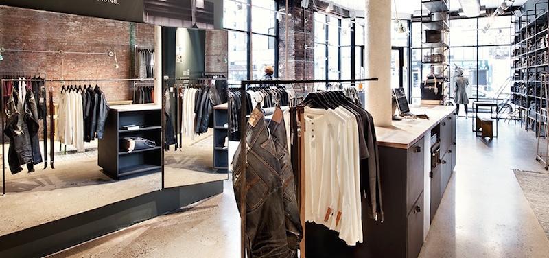 Nudie Jeans Repair Shop arrives in New York