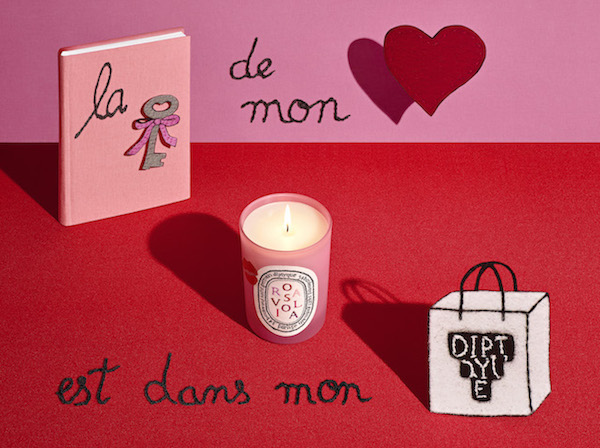 Olympia le Tan X Diptyque