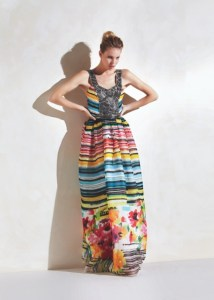 Toujouri organza dress