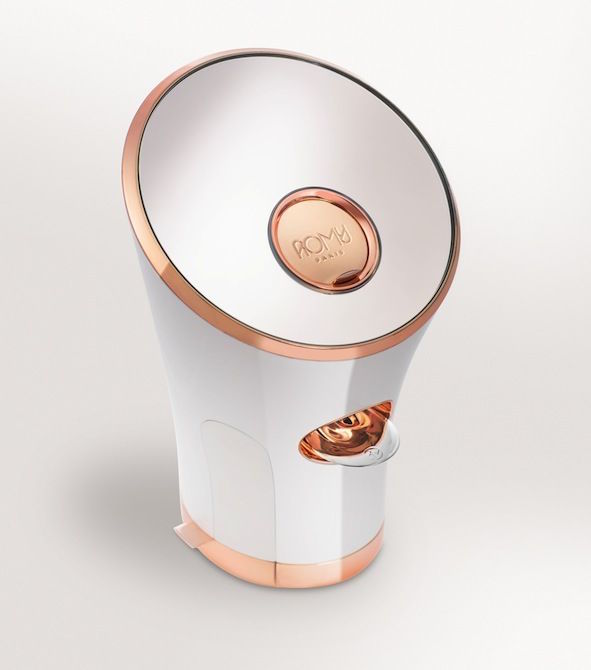 Romy Paris beauty concept - a bespoke Nespresso=type machine that makes beauty potions to order