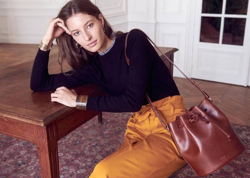 Sezane AW18 collection