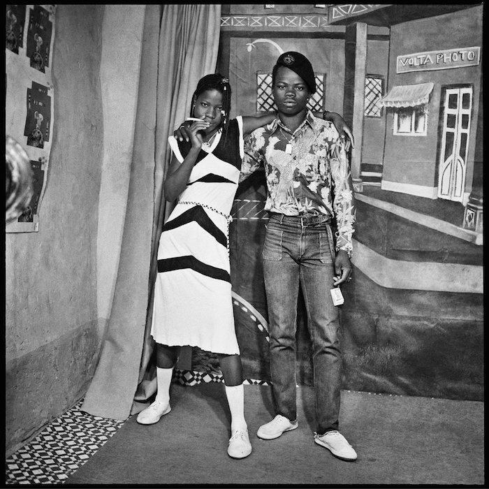 Sory Sanle - Volta Photo 1965-85 Les-Amoureux-Yougou-Yougou-1980
