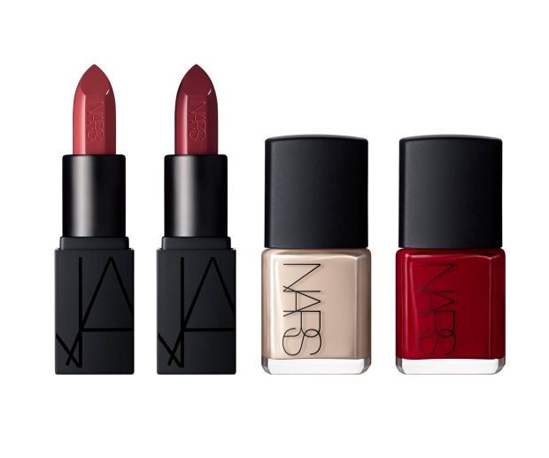 The Sarah Moon for Nars Thousand Worlds Audacious Lip and Nail Set