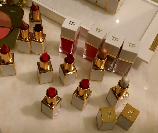 Tom Ford Lip and Cheek Shimmer