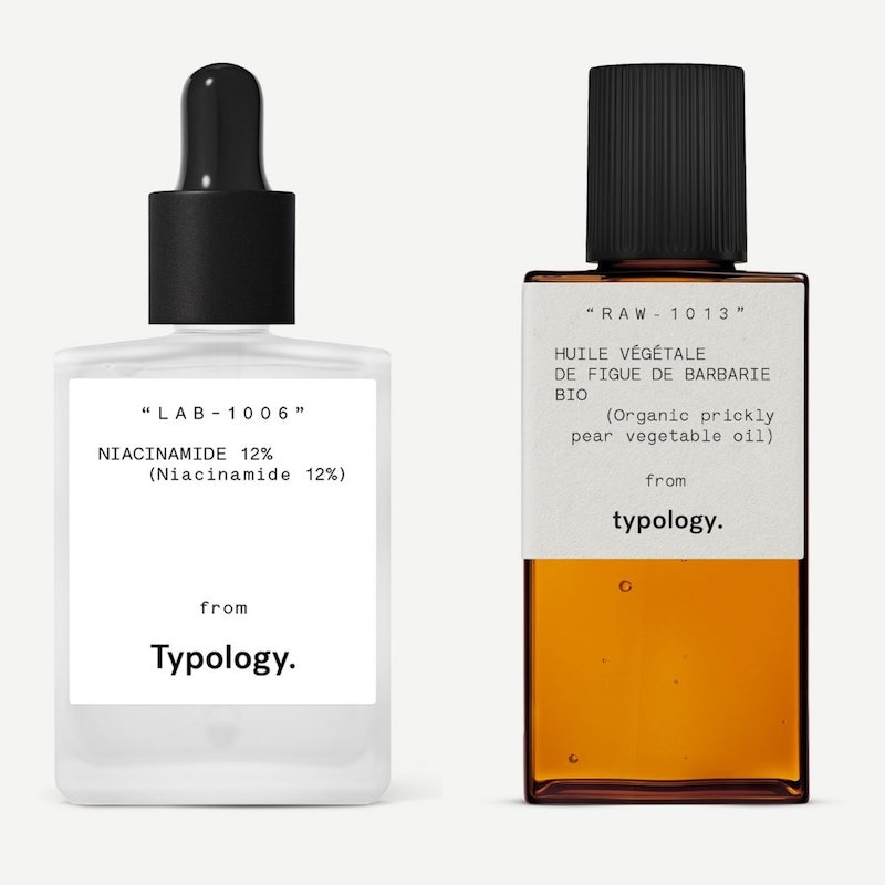 Typology skincare prickly pear oil