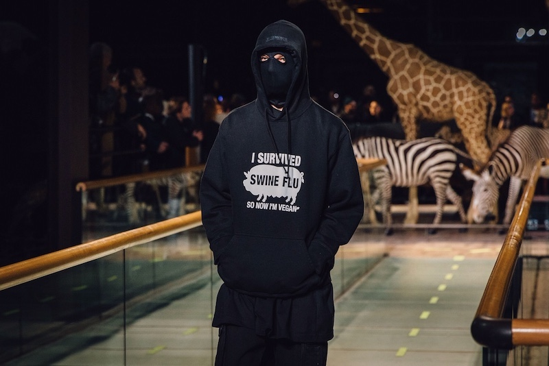 Vetements AW19 menswear