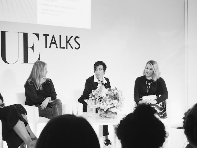 Vogue Festival 2016 Social Media Panel