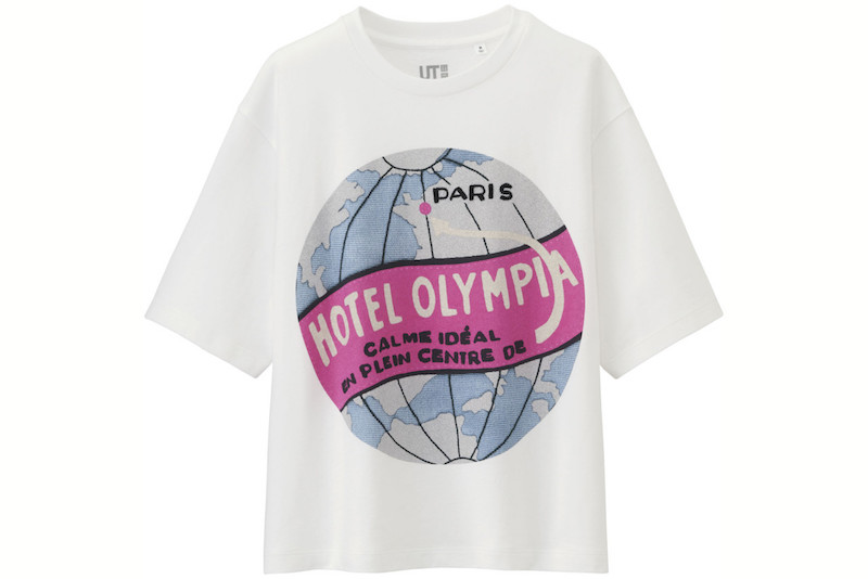 Uniqlo X Olympia Le-Tan